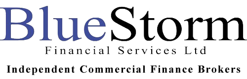 BlueStorm Financial Services Limited Logo